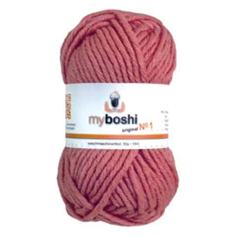 Raspberry Pink 139 - Wool Balls 50g For DMC Myboshi Beanie Hats
